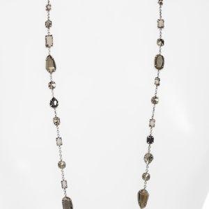 New Kendra Scott $195 Joann Long Station Necklace